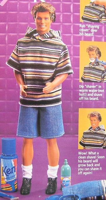 shaving fun ken 1994