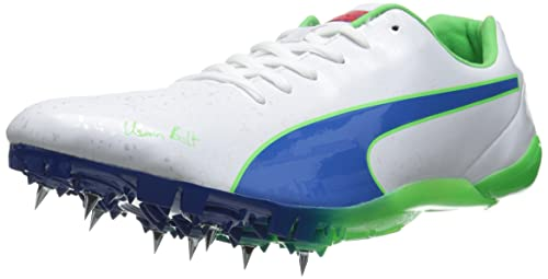 96cdd9118a88 Image Unavailable. Image not available for. Colour  PUMA Men s Bolt  Evospeed Electric V2 Shoe ...