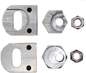 ACDelco 45K0150 Professional Front Caster/Camber Cam Kit with Shims, Nuts, and Eccentrics