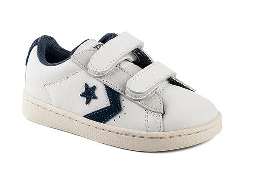 converse uomo scarpe pelle bianca