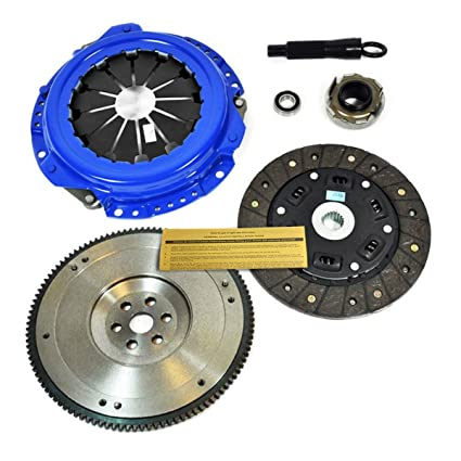 Amazon.com: EF STAGE 2 CLUTCH KIT+HD FLYWHEEL 89 HONDA CIVIC CRX 1.5L 1.6L SOHC DX LX HF Si: Automotive