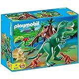 Playmobil - 4171 T-Rex with Velociraptors