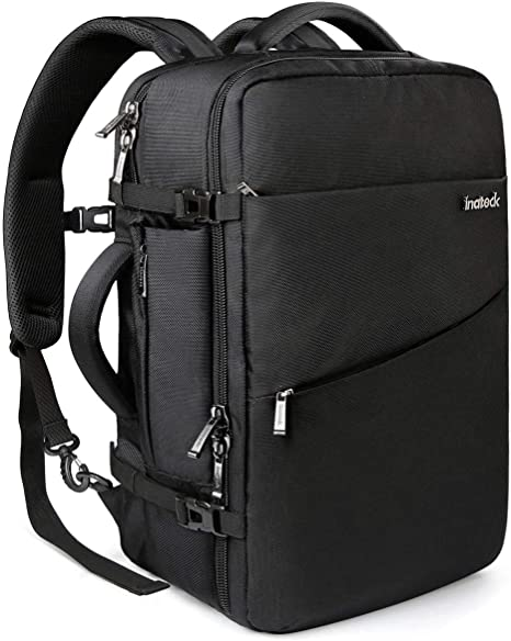 Inateck Cabin Luggage Carry On Backpack for Travel: Amazon.co.uk:  Electronics