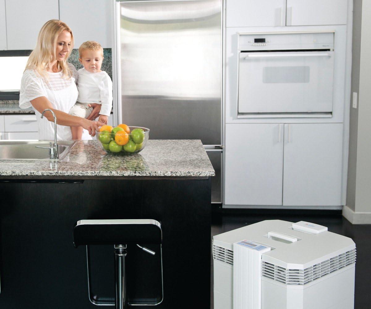 Purificador de aire iqair® Depurador de aire® 100: Amazon.es ...