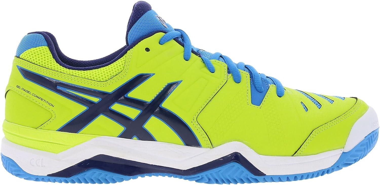 Asics Gel-Padel Competition 2, Zapatillas de Tenis para Hombre (48 ...