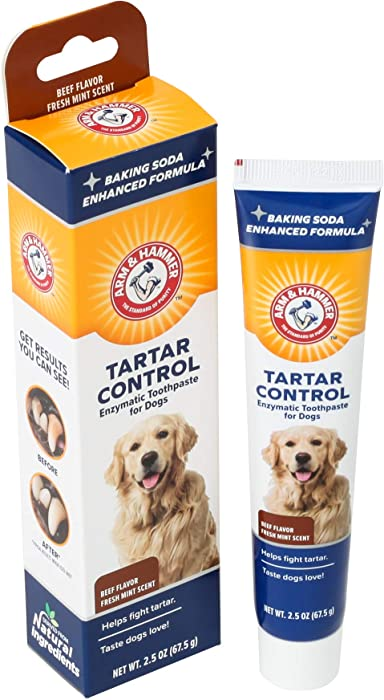 Top 10 Arm And Hammer Dog Toothpaste Tartar