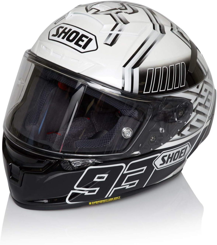 Shoei X Spirit 3 Marquez Tc6 Motorcycle Helmet Auto