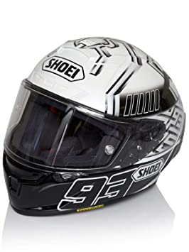 Casco Moto Shoei Marc Marquez X-Spirit 3 Tc-6 Blanco (M ,