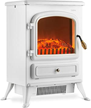 VonHaus Electric Fireplace Stove - Traditional Look