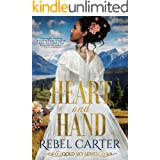 Heart and Hand: Interracial Mail Order Bride (Gold Sky Book 1)