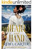 Heart and Hand: Interracial Mail Order Bride (Gold Sky Series Book 1)