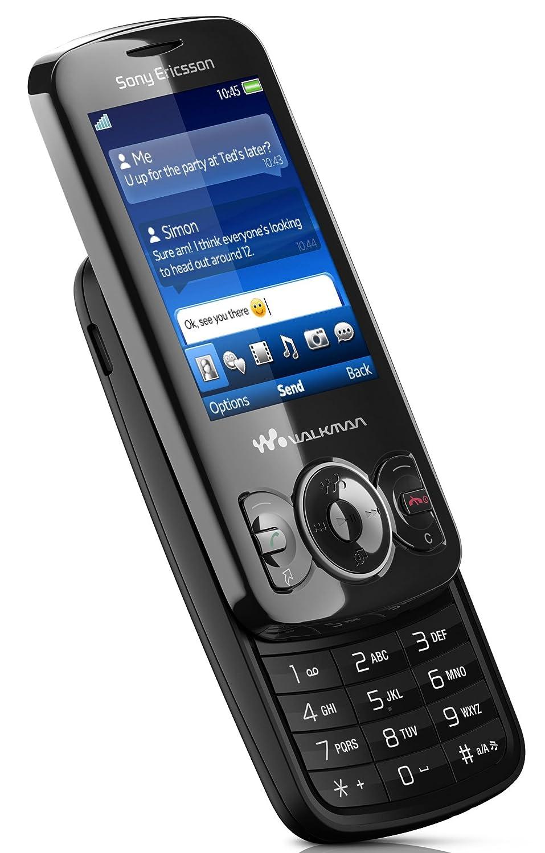 sony ericsson slide phone. sony ericsson spiro - mobile phone gsm slider stealth black: amazon.co.uk: electronics slide