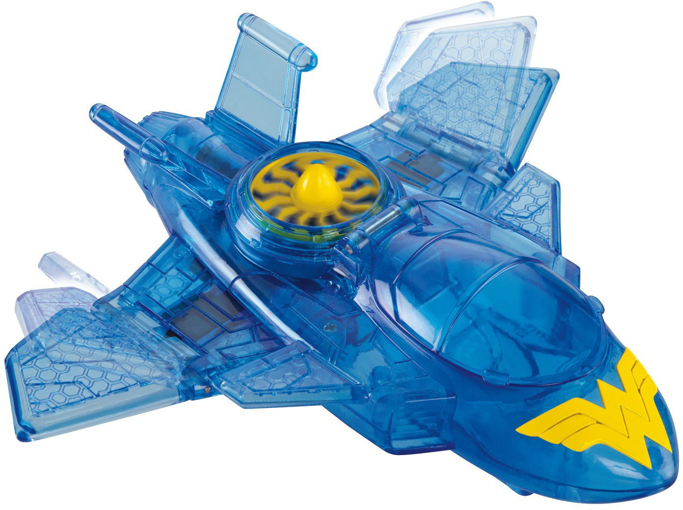 Wonder Woman /& Invisible Jet Fisher Price FFY49 Fisher-Price Imaginext DC Super Friends