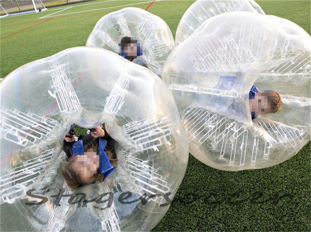 stagersoccer® Pelota hinchable de parachoques Bubbler balón de ...