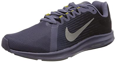 separation shoes b3a2e 08647 Nike Men s Downshifter 8 Running Shoes, Grey (Light Carbon MTLC Pewter Peat