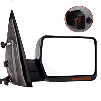 Towing Mirror For   Ford F  Rear View Mirror Automotive Exterior Mirrors