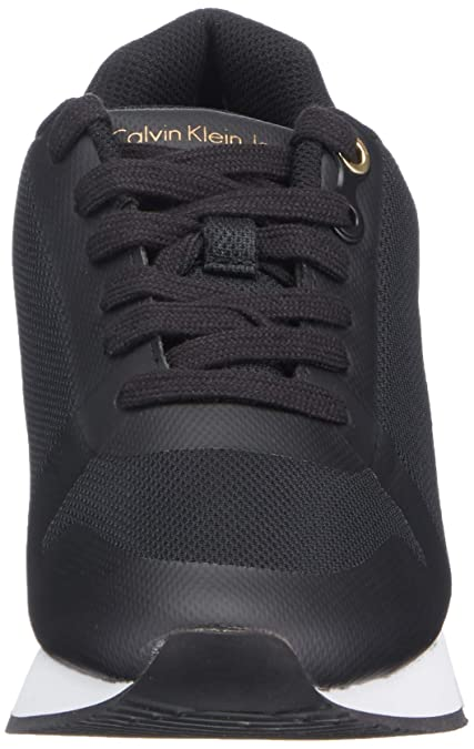 Calvin Klein Taja Mesh Noir Gold R4110BLKGOLD 9e4b7c15f0