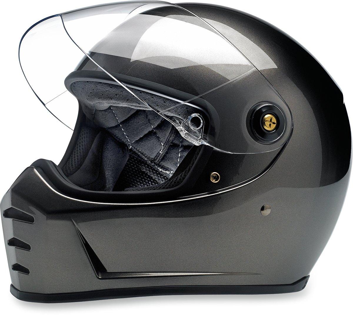 Biltwell Lane Splitter Helmet (Large) (Bronze Metallic)