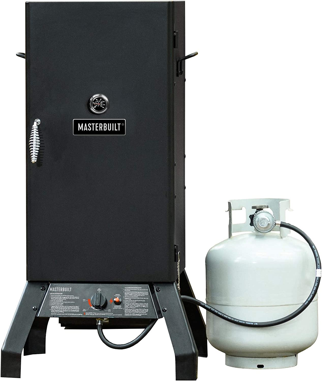 Best Budget Model - Masterbuilt MB20050511 Propane Smoker