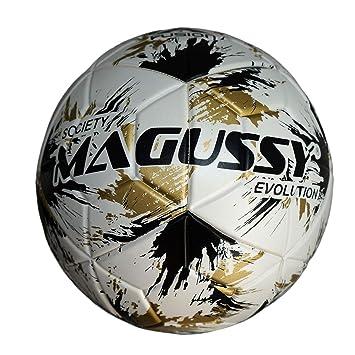 Bola Futebol Society Evolution Magussy  Amazon.com.br  Esportes e ... 4ec4fd44e0aeb