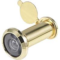 AlonGB - Mirilla para puerta (latón macizo, 35
