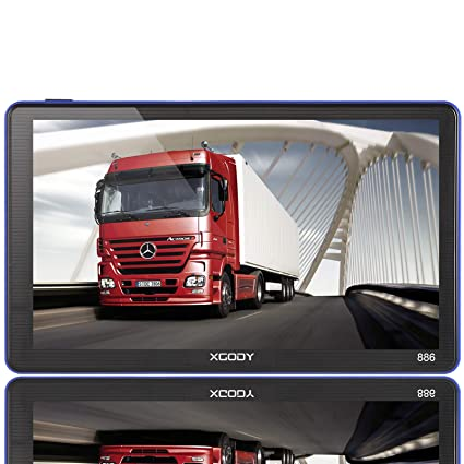 GPS Navigation for Car Xgody 7 Inch Capacitive Screen 8GB US