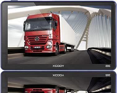 Amazon.com: Xgody - Navegador GPS para coche y camión ...