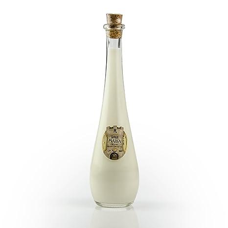 Botellita Miniatura de Licor de Crema de Arroz con Leche Torre María | botella Raquel