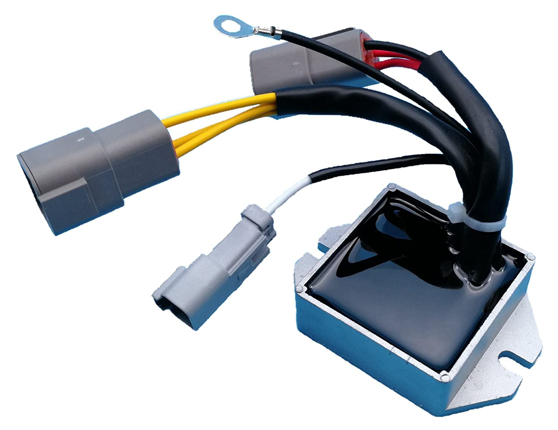 Tuzliufi Voltage Regulator Replace Ski-Doo Skandic MXZ Grand Touring Legend 800 GSX Expedition 600HO Mach Z Adrenaline Summit 1000 Highmark Blizzard Blizzard V800 515175717 515176023 515176243 New Z53 Generic