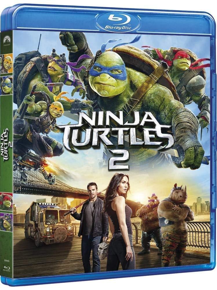 Ninja Turtles 2 [Italia] [Blu-ray]: Amazon.es: Megan Fox ...