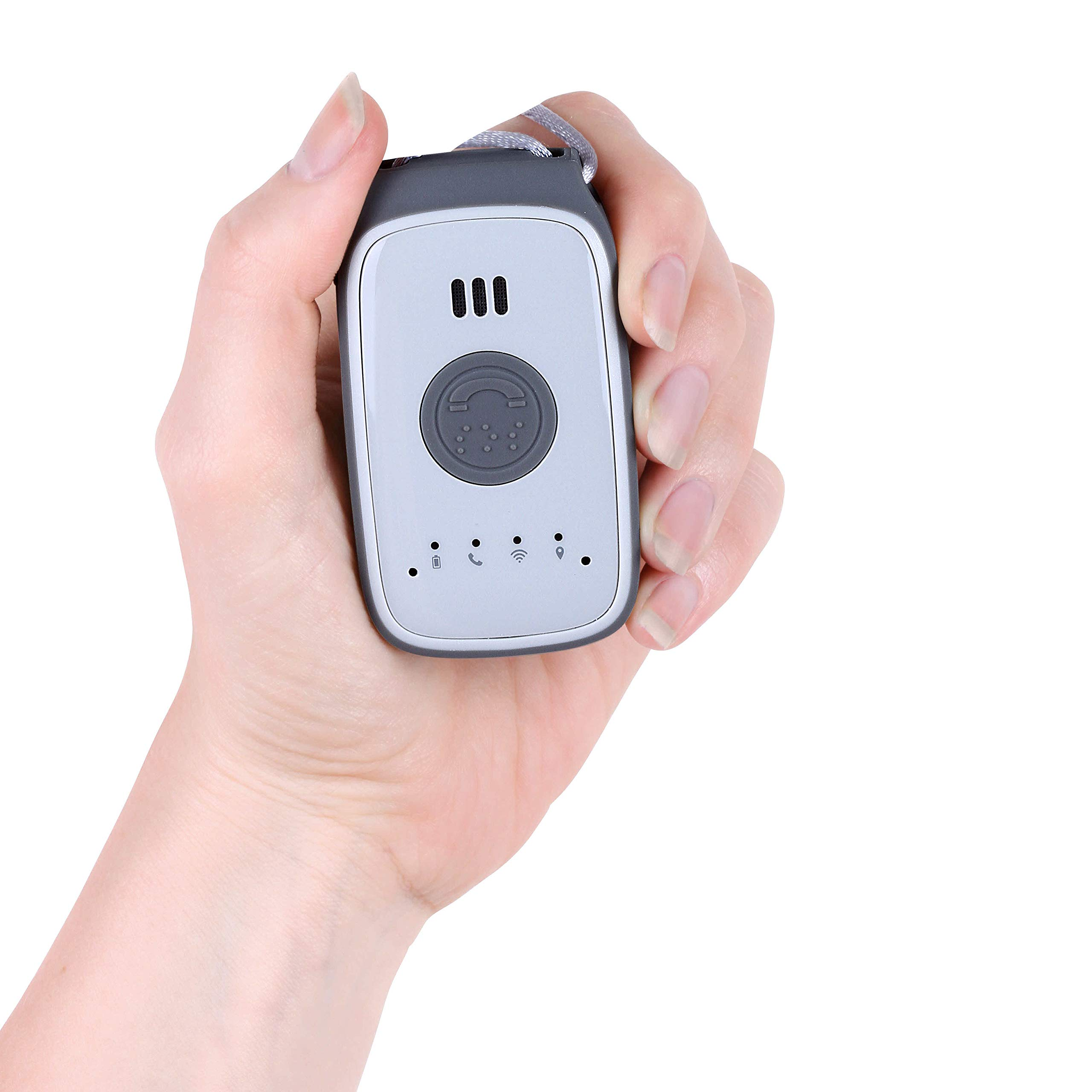 LifeStation Mobile GPS Medical Alert - All-in-one-System for Seniors On-The-Go. Nationwide GPS and WiFi Coverage. Includes 6 Free Months of 24/7 Emergency Monitoring. by LifeStation (Image #5)