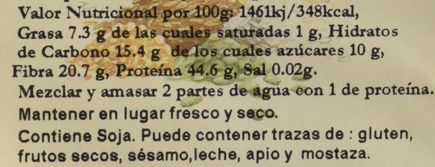 Bionsan Proteína de Soja Texturizada Gruesa - 200 gr: Amazon.es: Alimentación y bebidas