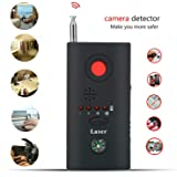 Anti-spy RF Signal Detector Hidden Camera Lens CC308 + GSM Device Finder Monitor Full-range Al-round Bug Device Finder