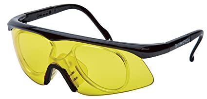 44c71fe498 Amazon.com   Unique Sports Tourna Specs Protective Eyewear Yellow ...