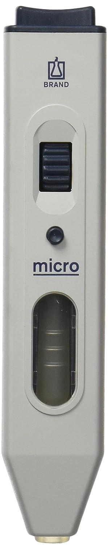 Micro-Pipettierhelfer f. Pipetten bis 1 ml, und Einmal-Mikropipetten mit Ringmarke BRAND 25800