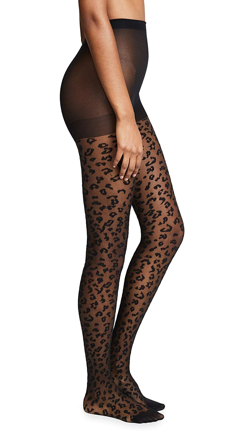 Kate Spade New York Women's Leopard Sheer Tights Planet Sox-Women's