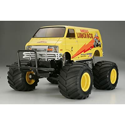 Tamiya 1/12 Lunchbox: Toys & Games