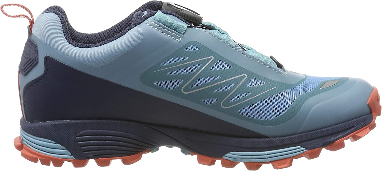 viking Anaconda Light Boa GTX, Chaussures de Randonnée Basses Mixte Bleu Bluegreen Navy