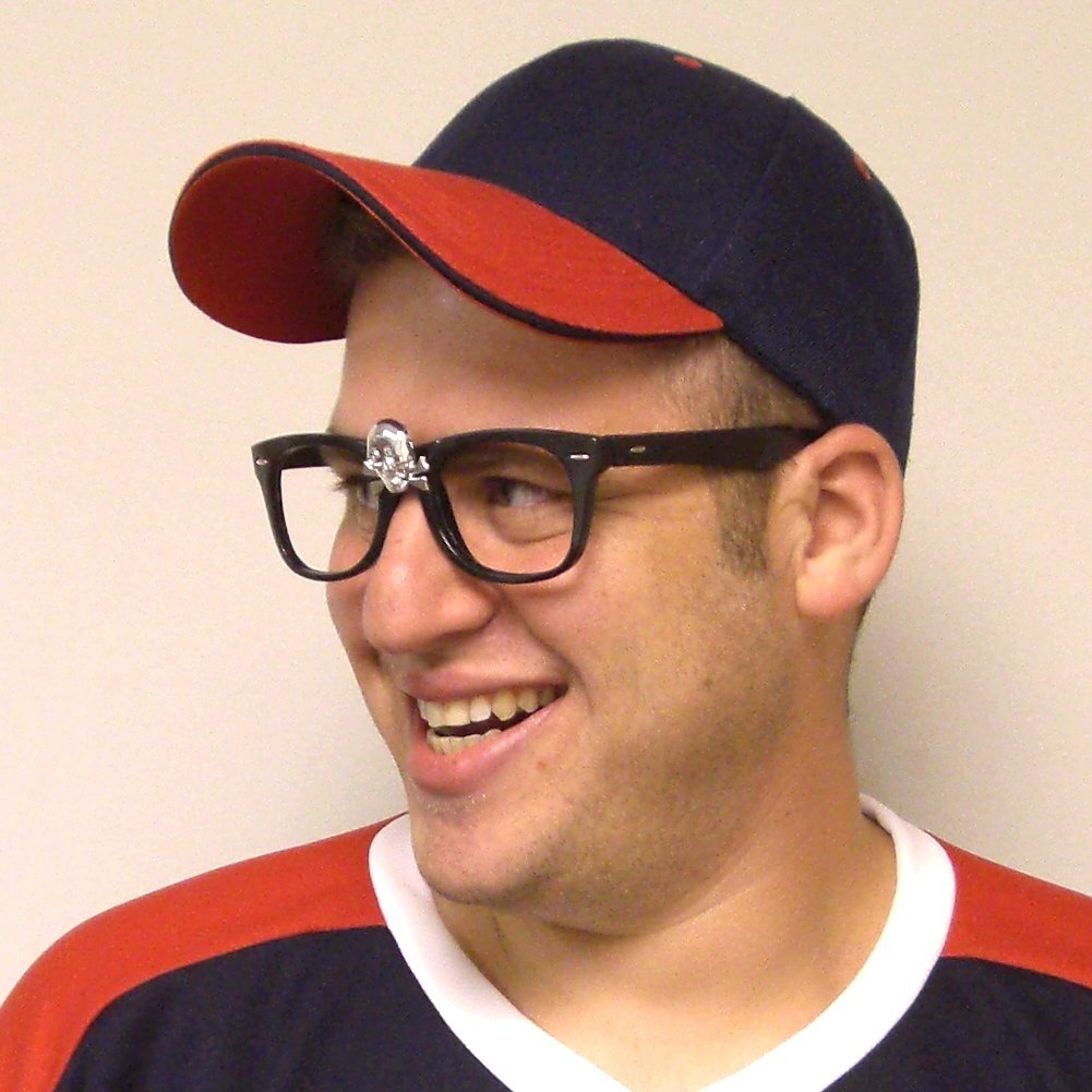 Amazon Rick Wild Thing Vaughn Skull Glasses Clothing