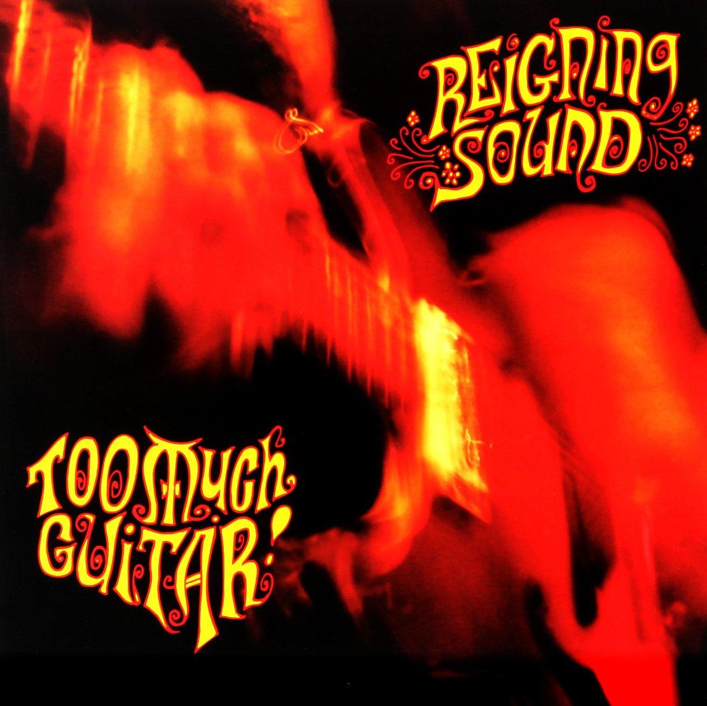 Too Much Guitar [Vinyl]
