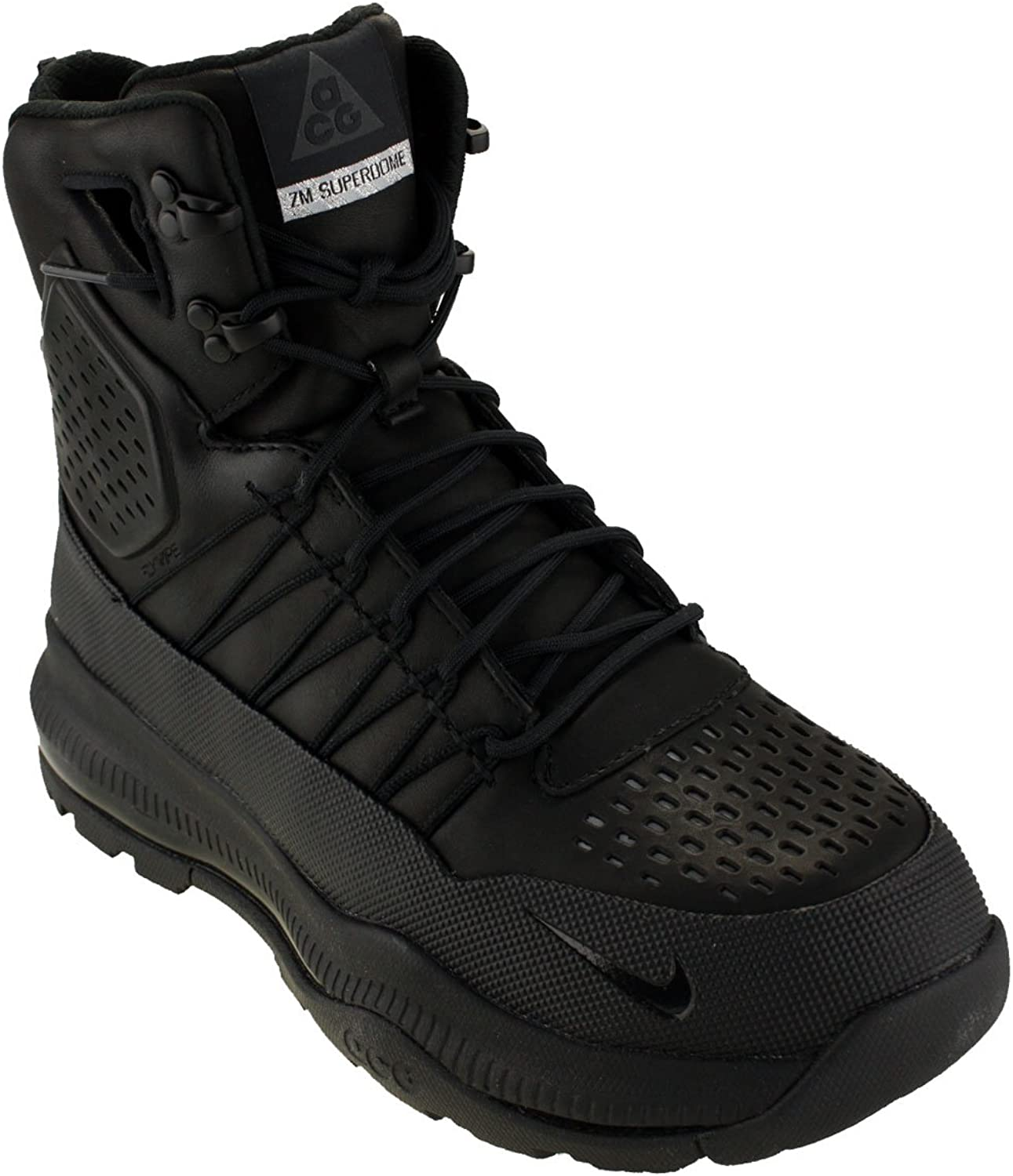 Nike ACG Zoom Superdome Black 3M Boots Sneakers 654886 040_8