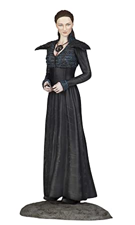 Dark Horse Deluxe Game of Thrones: Sansa Stark Action Figure: Toy ...