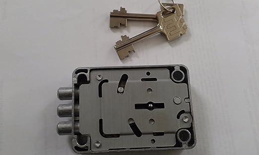 MAUER 73042 Tricontus /Caja Fuerte Cerradura/ Con 2 Llaves 65mm ...