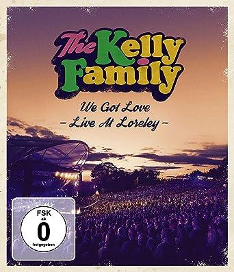 Amazoncom We Got Love Live At Kell Blu Ray Movies