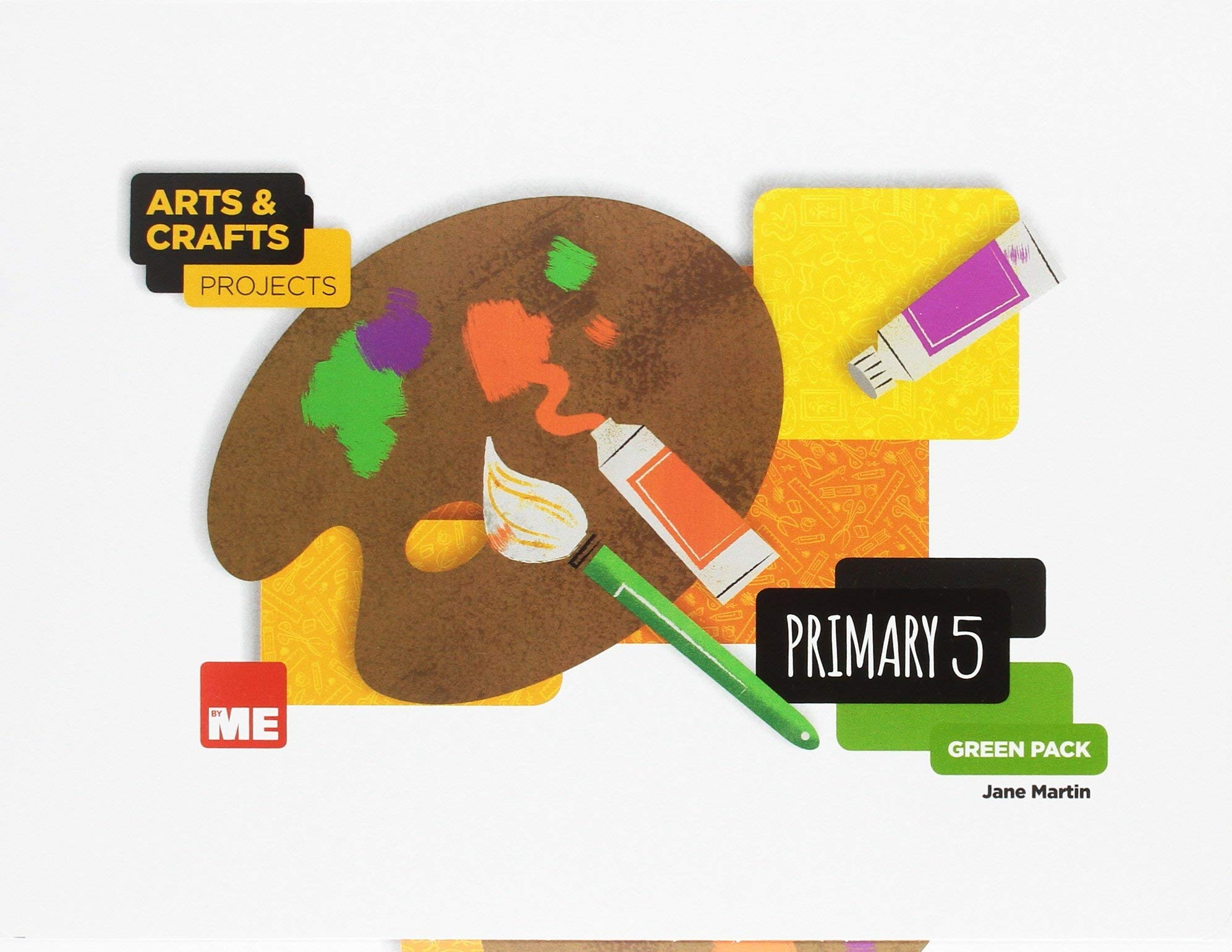 Arts and Crafts Projects 5º Green Pack Arts&Crafts Projects - 9788416888245: Amazon.es: Martin, Jane: Libros en idiomas extranjeros