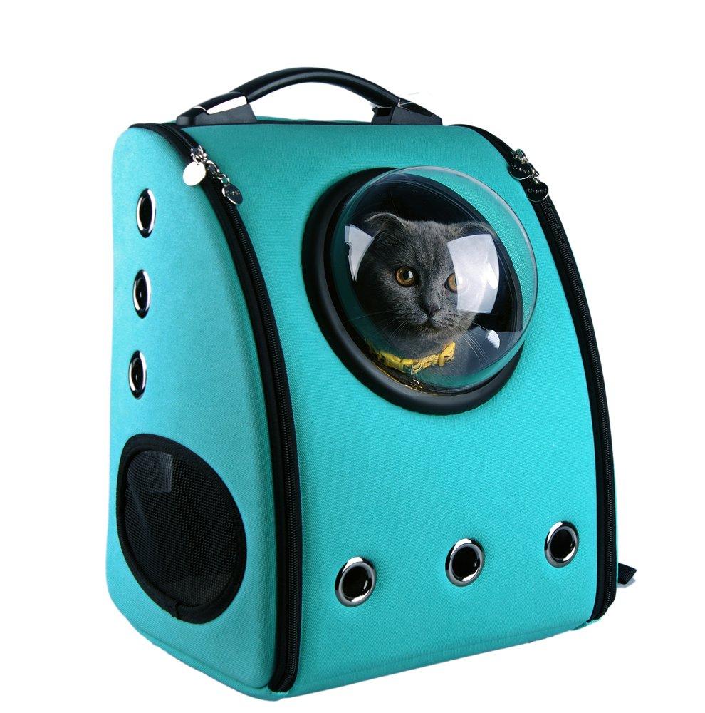 U-pet - Sac à dos à bulle breveté pour transporter chien et chat - Sac à dos de voyage