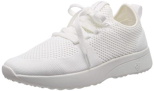 Marc OPolo Sneaker, Zapatillas para Mujer, Bianco (White 100), 42 ...