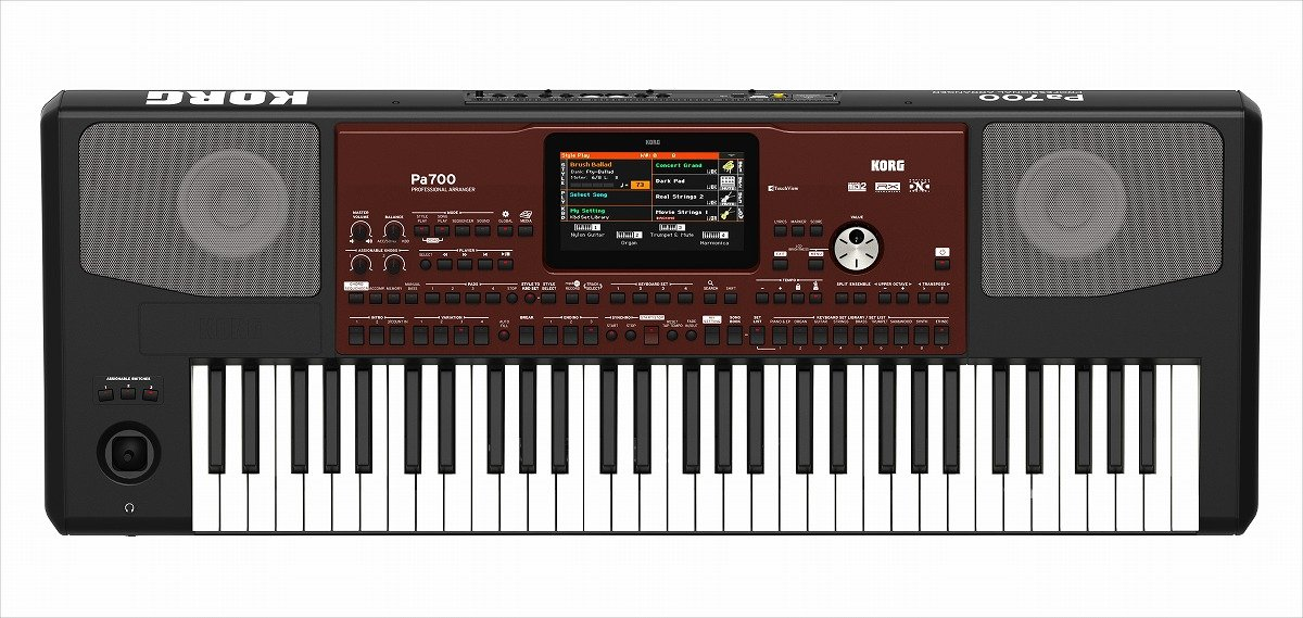Amazon.com: KORG PROFESSIONAL ARRANGER KEYBOARD Pa700【Japan Domestic genuine products】: Musical Instruments