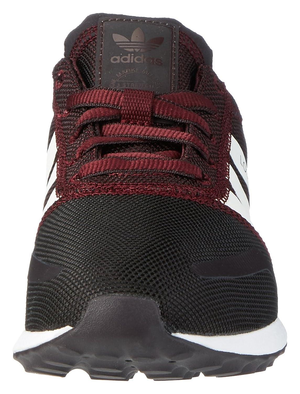 adidas Los Angeles, Basket Mode Homme - Vert (Tecfor/Ftwwht/Cgreen), 41 1/3 EU