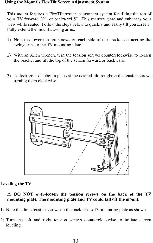 Goldline - Soporte de pared para TV de 26 a 46 pulgadas: Amazon.es: Electrónica